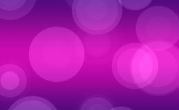 Proyectores púrpuras Imágenes de archivo libres de regalías