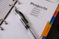 Proyectos Imágenes de archivo libres de regalías