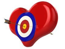 Prozent der Liebe 100 (Mieten) Stockfoto