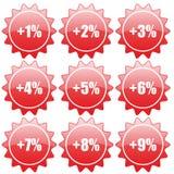 Prozente Lizenzfreie Abbildung