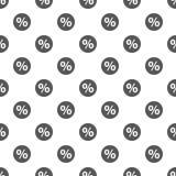 Prozentzeichenmuster nahtlos Stockfotos