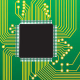 Prozessor vektor abbildung