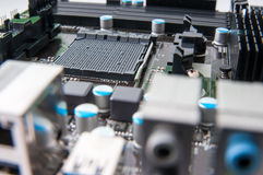 Prozessorsockel Lizenzfreie Stockfotografie