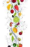 Préparation de fruit Photographie stock libre de droits