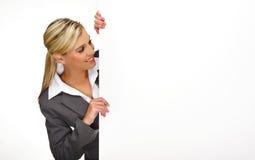 Présentation d'affaires Image stock