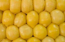 prserved的柠檬 免版税库存照片