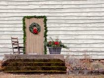 Présidence d'oscillation sur le porche Image libre de droits