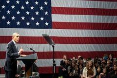 Präsident Barack Obama Lizenzfreies Stockfoto