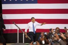 Präsident Barack Obama Lizenzfreies Stockbild