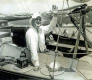 Präsident Franklin D roosevelt Stockbild
