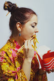 Prêt-à-manger chinois Image stock