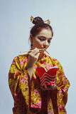Prêt-à-manger chinois Photographie stock