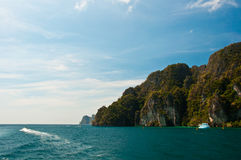 pru Таиланд ket островов архипелага тропический Стоковые Изображения RF