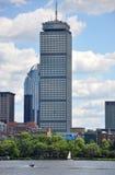 Prudential Center in Back Bay, Boston Stock Photo