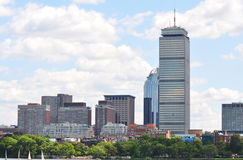 Prudential Center in Back Bay, Boston Royalty Free Stock Image