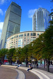 Prudential Center, Boston Stock Image