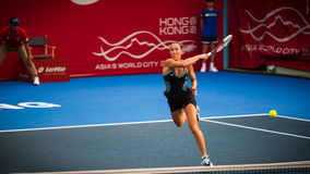 The Prudential Hong Kong Tennis Stock Photography
