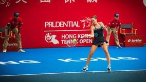 The Prudential Hong Kong Tennis Royalty Free Stock Photos