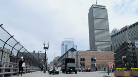 Prudential Tower (aka Prudential Building), Boston, USA, stock video