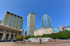 Prudential Tower - Boston Royalty Free Stock Photography
