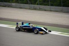 Prueba de la fórmula 4 de Tatuus Abarth en Monza Fotos de archivo