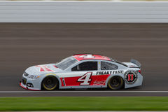 Prueba de NASCAR fotos de archivo libres de regalías