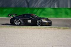 Prueba del GTE de Porsche 911 GT3 RSR en Monza Fotografía de archivo libre de regalías