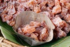 Prugna secca salata cinese Fotografia Stock