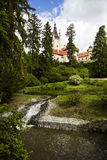 Pruhonice garden. Stock Photography