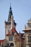 pruhonice grodowa czeska republika Obraz Royalty Free