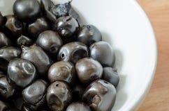 Prune de Jambolan ou prune de Java Photographie stock libre de droits