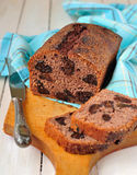 Prune and Port Bread Royalty Free Stock Images