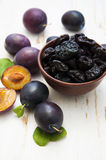 Prunes Royalty Free Stock Images