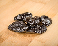 Prunes Royalty Free Stock Photo