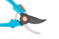 Pruning shears Stock Image