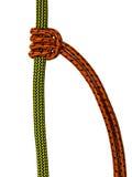 Prusik knot Stock Photos