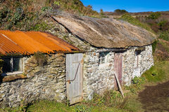 Prussia Cove Cornwall England Royalty Free Stock Images
