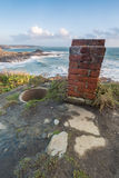 Prussia cove Stock Photos