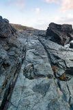 Prussia cove Royalty Free Stock Image