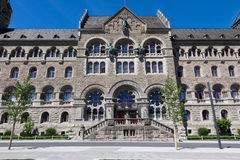 Prussian Government Building Koblenz Royalty Free Stock Photos