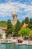 Prvic Luka Croatia Stock Photography