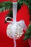 prydd med pärlor boll Arkivbild