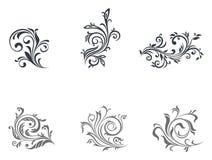 prydnad vektor illustrationer