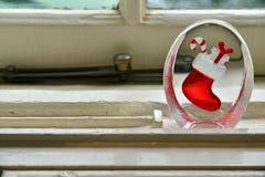 Prydnad av designen av sockor av exponeringsglaset Arkivbilder