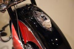 Prydnad för stänkskärm för indierRoadmaster motorcykel royaltyfri fotografi