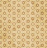 Prydnad för stil för Retro brun för geometrimodell för islam sömlös bakgrund östlig royaltyfri illustrationer