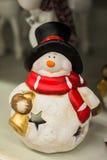 Prydnader för jul Arkivbilder
