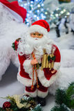 Prydnader för jul Fotografering för Bildbyråer