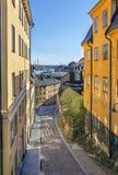 Pryssgrand street, Stockholm Stock Images