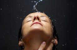 prysznic Zdjęcie Stock